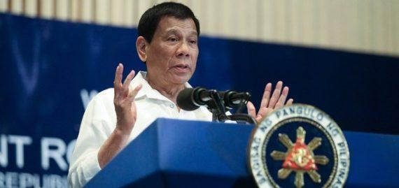 Rodrigo Duterte réunion Asie Europe impérialistes