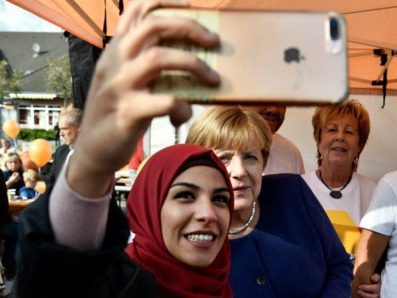 Statistiques officielles population allemande augmentation 346000 âmes 2016 cause immigration