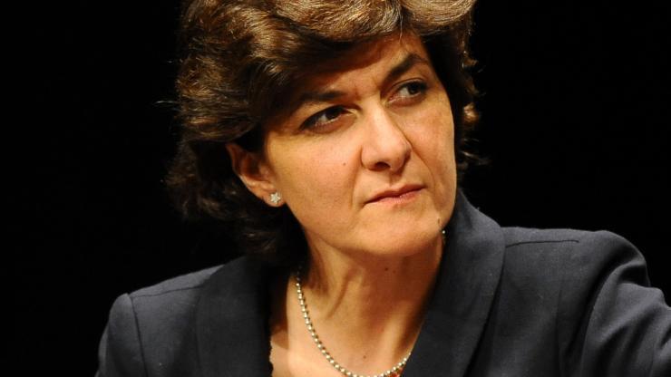 Sylvie Goulard Banque France