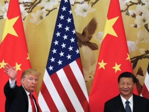 Trump Etats-Unis Chine amende vols propriété intellectuelle