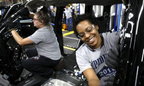 Trump chômage Afro Américains Noirs restrictions lmmigration taux