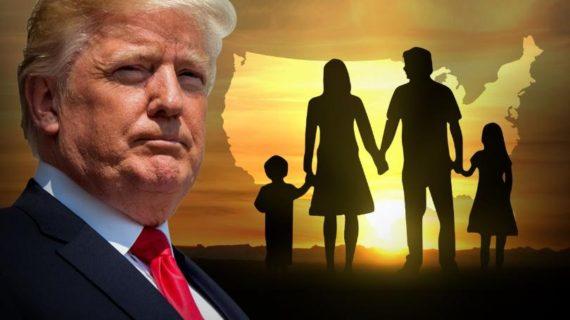 Trump immigration citoyenneté illégaux conditions
