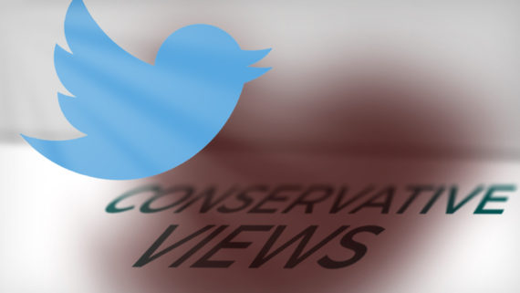 Twitter censure contenus shadow banning julian Assange Clay Haynes