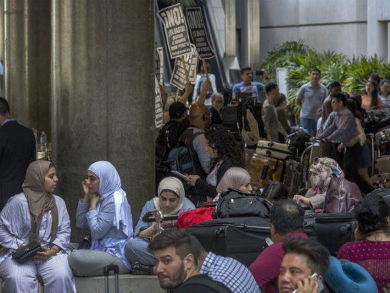 baisse nombre réfugiés accueillis Etats Unis Donald Trump