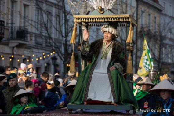 cortèges rois mages Pologne