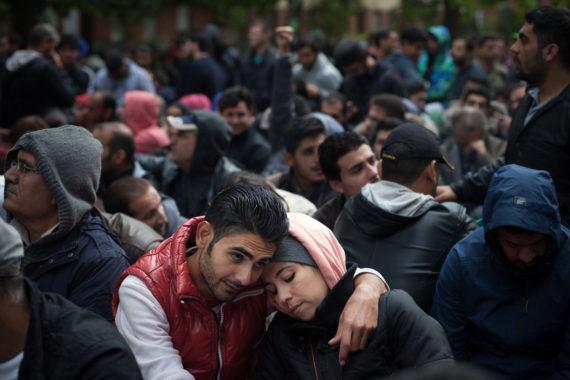 immigration masse Occident Antonio Guterres ONU