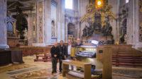 10.000 signatures pour une pétition demandant l'intervention du cardinal Sarah contre les orgues numériques de la basilique Saint-Pierre de Rome
