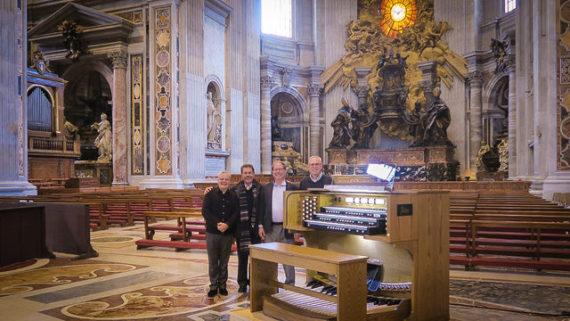 orgues numériques basilique Saint Pierre pétition cardinal Sarah 10.000 signatures