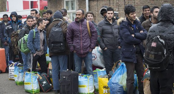 partage données Suède Maroc réfugiés mineurs adultes marocains