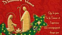 A tous les lecteurs de reinformation.tv, nos vœux de bonne, heureuse et sainte année!