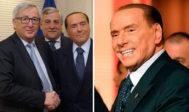 On aura tout vu: les responsables de l'UE voient en Silvio Berlusconi un sauveur face au populisme en Italie