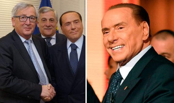 responsables UE Silvio Berlusconi sauveur populisme Italie