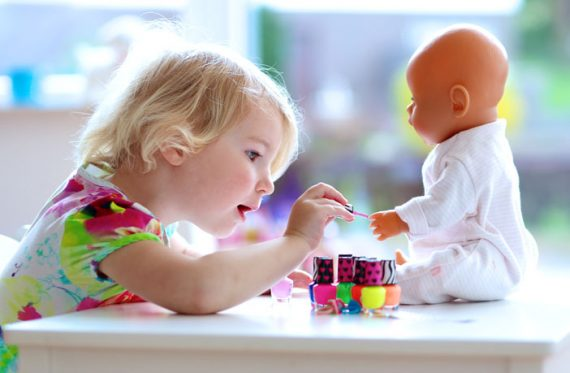 étude enfants sexe jouets théorie genre