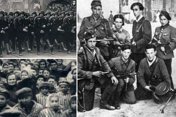 vengeurs Auschwitz Holocauste Revenge Plot tuer six millions Allemands
