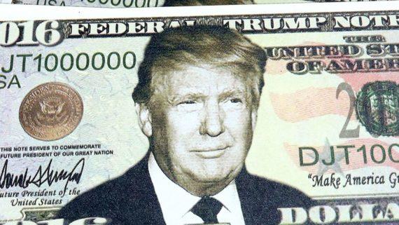 Banque centrale européenne administration Trump dollar commerce extérieur Etats Unis