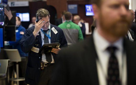 Bourses mondiales chute violente manipulations politiques banques américaines
