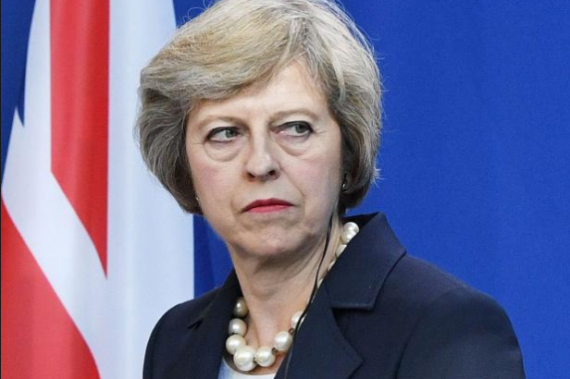 Brexit transition longue trahison Theresa May