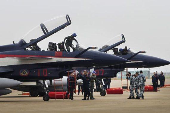 Chine renforce présence militaire frontières Inde