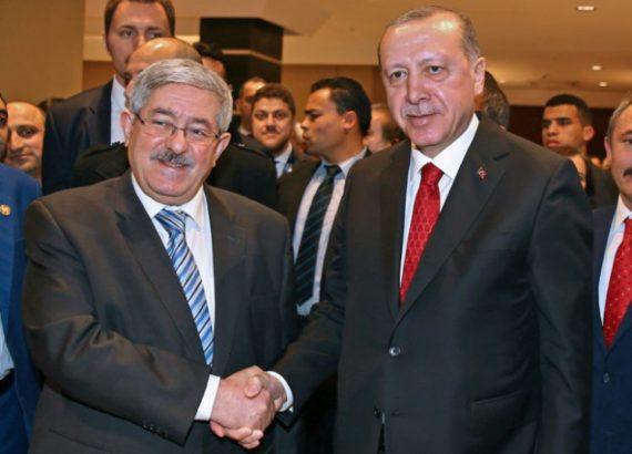 Erdogan renforcer liens Turquie Algérie