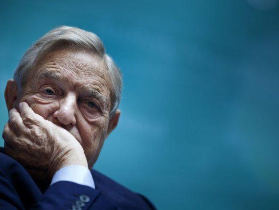 George Soros climato alarmisme énergies fossiles pétrole gaz charbon