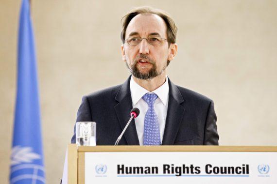 Hongrie démission haut commissaire ONU droits homme Zeid al Hussein