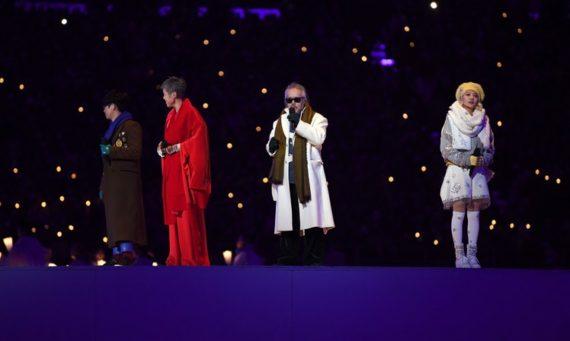 Imagine John Lennon Jeux olympiques cérémonie idéologie athée