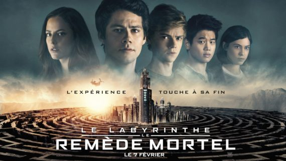 Labyrinthe remède mortel Science Fiction Film