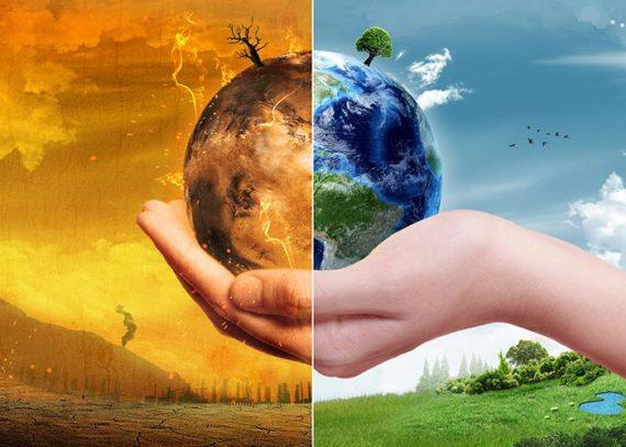Nature étude favorable décroissance redistribution
