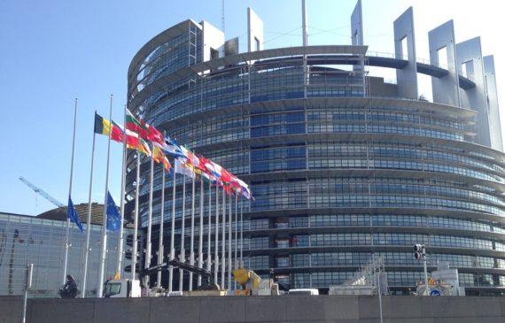 Parlement européen hausse prix CO2