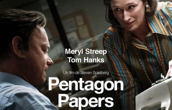 Pentagon Papers Drame Historique Film