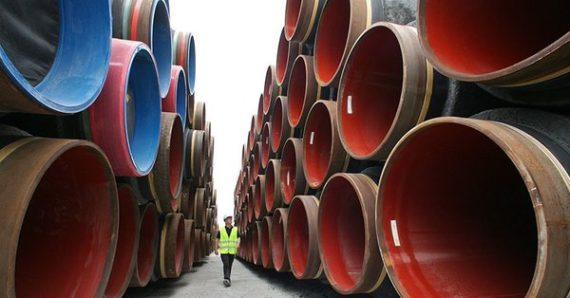 Pipeline Baltique Pologne dépendance énergétique Russie