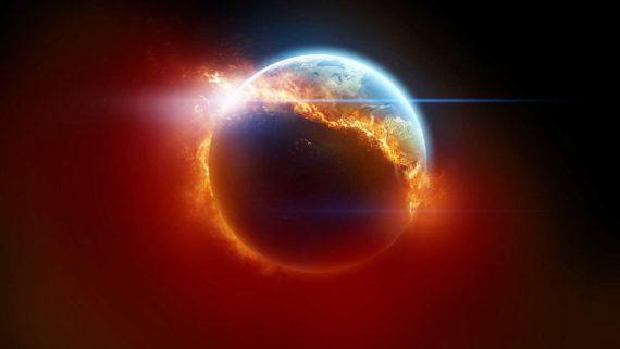 Réchauffement climatique Terre nouvelle Vénus