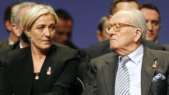 Rififi Le Pen Jean Marie Lettre Ouverte Marine Réconciliation Nationale
