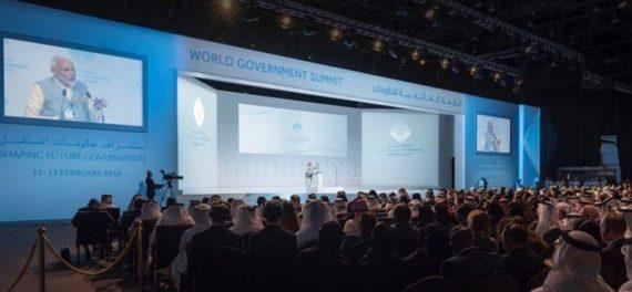 Sommet mondial gouvernements Dubai Nouvel Ordre Mondial