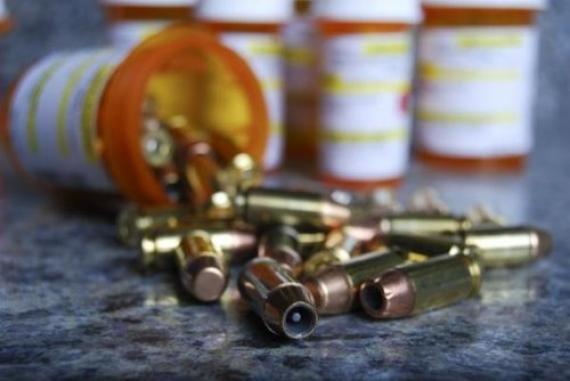 Tueries masse opioïdes médicaments psychotropes