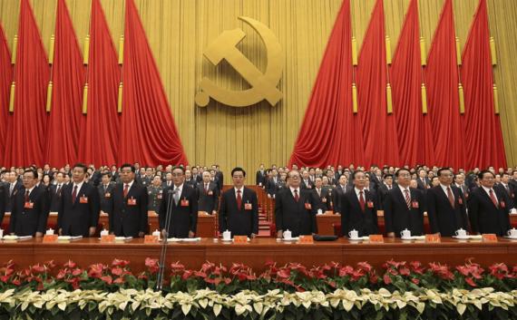 Xi Jinping président vie Parti communiste Chine constitution