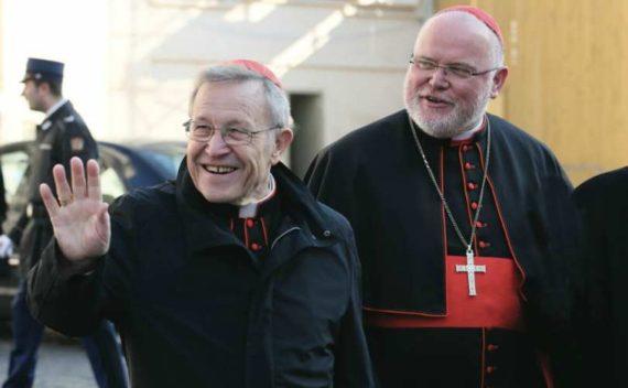 accès communion époux protestants évêques Allemagne couples mixtes