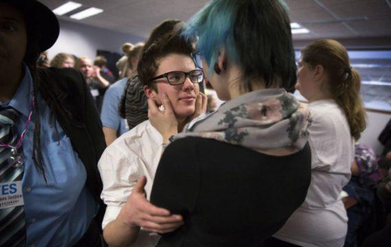 adolescents transgenres Etats Unis université Minnesota