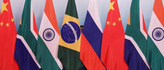 brics moteurs mondialisation Forum économique mondial