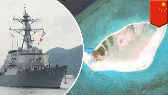 experts Chine présence militaire Mer Chine Sud