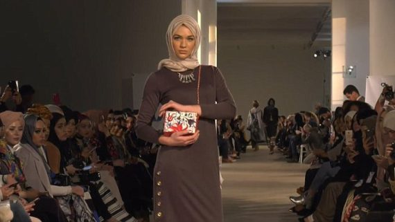 nouvelle norme défilé mode modestie islamique Londres