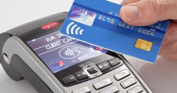 paiement sans contact caissier principal Banque Angleterre méfie
