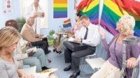 Une revue britannique pour médecins généralistes recommande l'installation d'un drapeau arc-en-ciel dans les salles d'attente