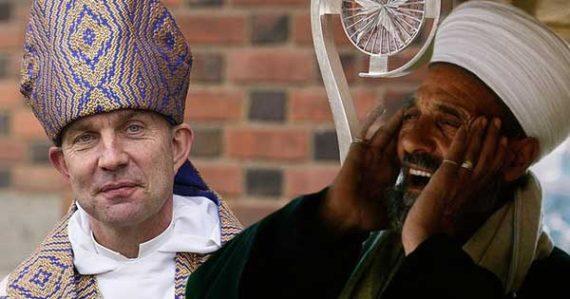 évêque luthérien Fredrik Modeus Eglise Suède appel muezzin