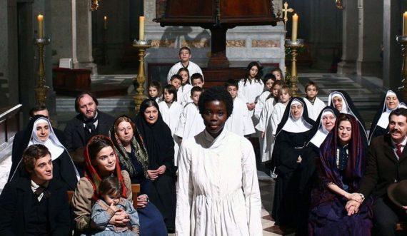 Bakhita Esclave Noire Sainte