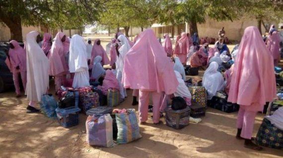 Boko Haram filles chrétienne Dapchi
