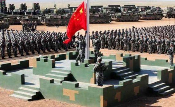 Budget défense Chine augmente dépenses militaires 2018