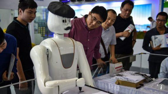 Chine totalitarisme numérique intelligence artificielle surveillance vie privée