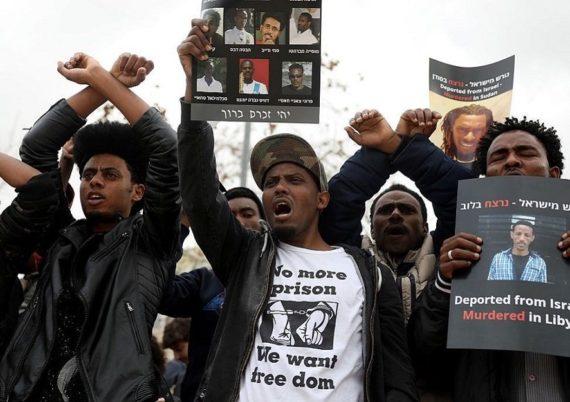 Cour suprême Israël bloque déportation milliers immigrés africains clandestins