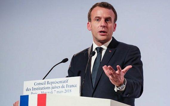 Dîner CRIF Macron Censurer Internet Haine Antisémitisme Bien